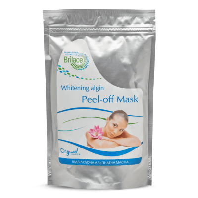 Альгинатная отбеливающая маска для лица Whitening algin peel-off mask 150 gr