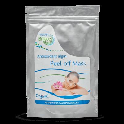 Альгинатная регенерирующая маска для лица Antioxidant algin peel-off mask 150 gr