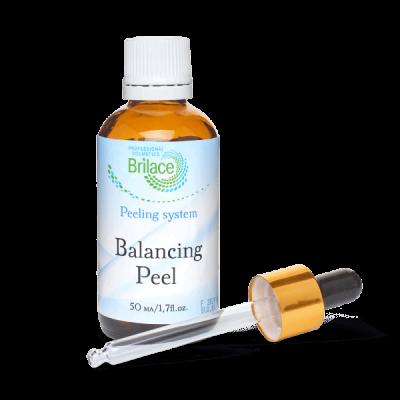 Поверхностный химический пилинг для лица Balancing peel 16% - рН 3,2 - 50 ml