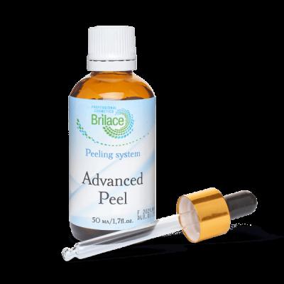 Срединный химический пилинг для лица Advanced peel 26% - pH 2,2 - 50 ml