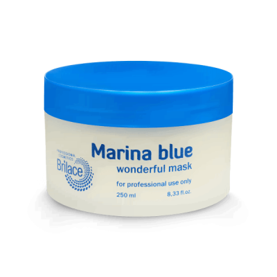 Регенерирующая маска для лица Marina Blue Wonderful mask 250 ml