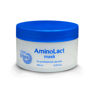маска для лица  с молочными протеинами AminoLact mask 250 ml
