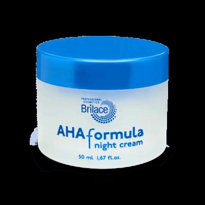 Питательный крем для лица с АНА кислотами АНА Formula Night cream 50 ml