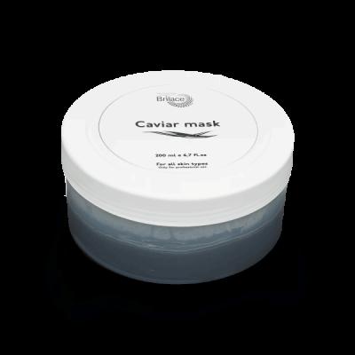 Маска для лица с экстрактом черной икры Caviar mask 200 ml