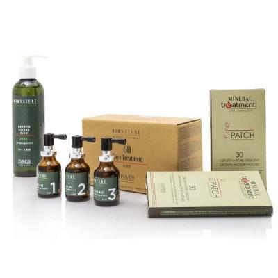 Домашний набор интенсивного лечения от выпадения волос BioNatural Intensive Home Treatment