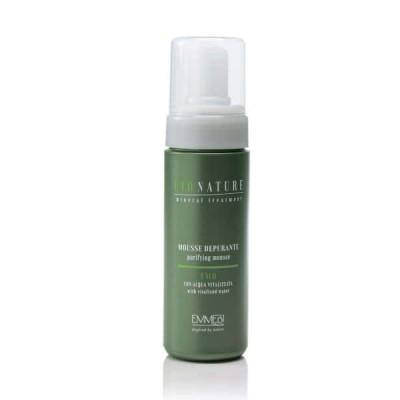Очищающий мусс для волос BioNatural Purifying Mousse 150ml