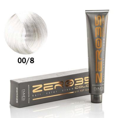 Краска для волос безаммиачнaя 00/8 светло-перламутровый / shiny pearl 100ml