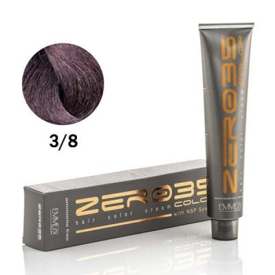 Краска для волос безаммиачнa темно-коричневый каштан  liquorice 3/8 100ml