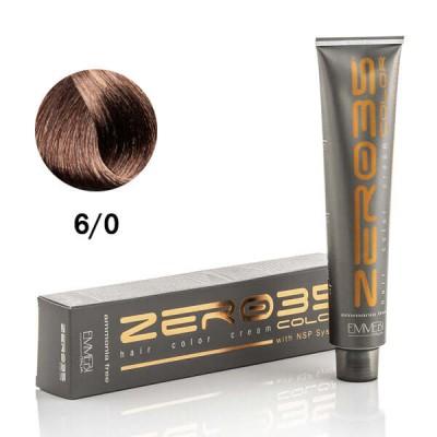 Краска для волос безаммиачнa  dark blonde6/0 темный блондин 100ml