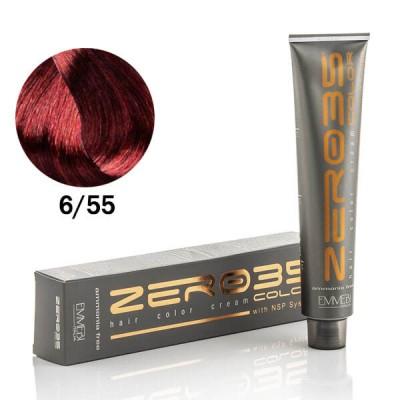 Краска для волос безаммиачнa глубокий махагон темный блонд / intense mahogany dark blonde 100ml