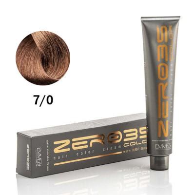 Краска для волос безаммиачнaя natural blonde 7/0  блонд 100ml