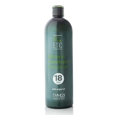 Окисляющая эмульсия 5,4% Mineral developer emulsion 18 vol 500 ml
