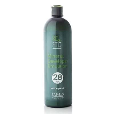 Окисляющая эмульсия 8,4% Mineral developer emulsion 28 vol 500 ml