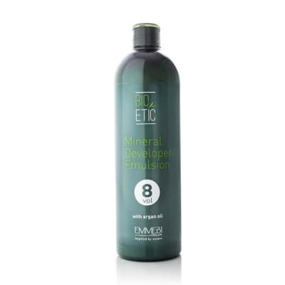Окисляющая эмульсия 2,4% Mineral developer emulsion 8 vol 500 ml