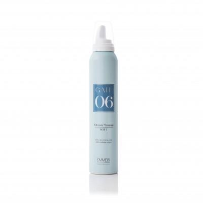 Мусс для волос легкой фиксации Gate 06 Ocean Mousse Soft