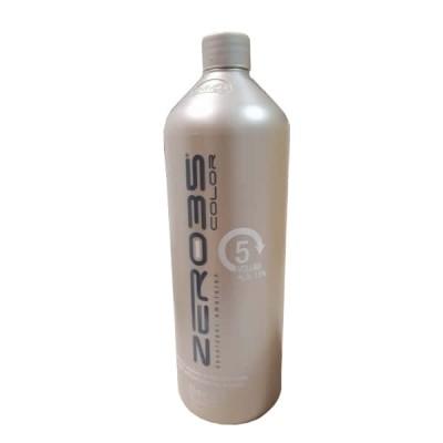 Крем-оксидант эмульсионный 1,5% Zer035 perfum developer emulsion 5 vol - 1000 ml