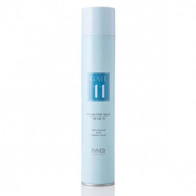 Сухой лак средней фиксации Gate 11 Ocean Hair spray medium 500ml