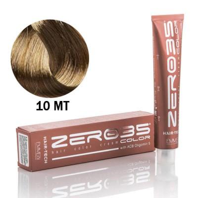 Краска для волос Hair-Tech matte platinum blonde 10MT матовый платиновый блонд 100ml