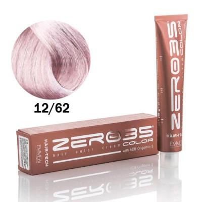Краска для волос Hair-Tech 12/62 ультра светлый розовый блонд / ultra light pink blonde 100ml