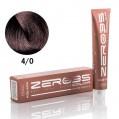 Краска для волос Hair-Tech  medium brown 4/0 КАШТАН 100ml