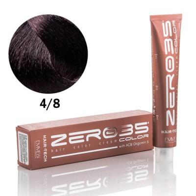 Краска для волос Hair-Tech l brazil coffee 4/8 бразильский кофе 100 ml