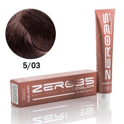 Краска для волосHair-Tech light natural med. brown5/03 светлый натуральный средиземноморский каштан 100ml