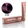 Краска для волос Hair-Tech интенсивный ирис светло-каштановый light intense brillant brown 5/22 100ml