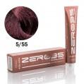 Краска для волос Hair-Tech светло-каштановый интенсивный махагон / light intense mahogany chestnut 5/55 100ml