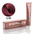 Краска для волос интенсивно красный светло-коричневый intense red light brown 5/66 100ml