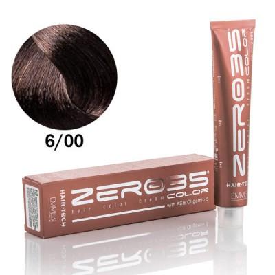 Краска для волос Hair-Tech темный блонд холодный  cold dark blond 6/00 100ml