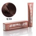 Краска для волос Hair-Tech 6/03  темный натуральный средиземноморский блонд  100ml