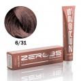 Краска для волос sahara dark blonde 6/31 песочный темный блонд 100ml