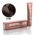 Краска для волос 6МТ матовый темный блонд / dark matte blonde 100 ml