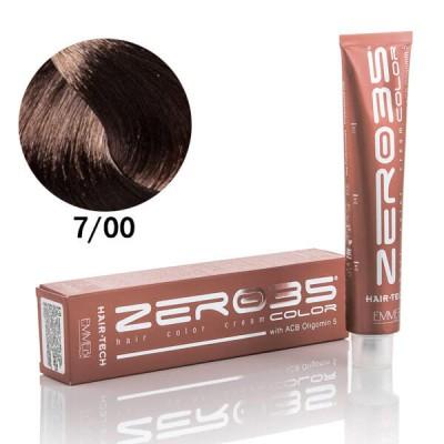 Краска для волос Hair-Tech cold blond  7/00 блонд холодный 100ml