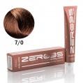 Краска для волос аммиачная Hair-Tech medium blond 7/0 темный блонд 100ml
