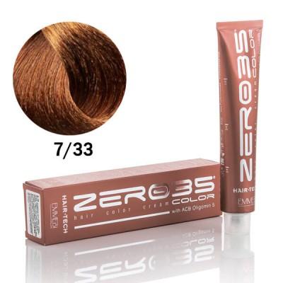 Краска для волос Hair-Tech 100ml warm golden blond 7/33 теплый золотистый блонд