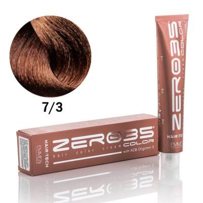 Краска для волос Hair-Tech  medium golden blond 7/3 золотистый блонд 100 ml
