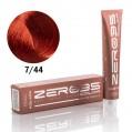 Краска для волос Hair-Tech  intense copper blond 7/44 интенсивный медный блонд 100ml