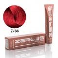 Краска для волос Hair-Tech  intense auburn blond интенсивно-красный блонд  7/66 100ml