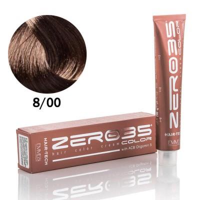 Краска для волос аммиачная  Hair-Tech   HT cold light blond  8/00 светлый блонд холодный  100ml