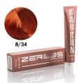 Краска для волос Hair-Tech  золотисто-медный светлый блонд light gold copper blonde 8/34 100ml