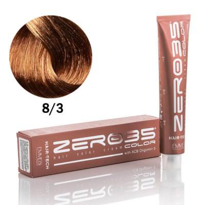 Краска для волос Hair-Tech light golden blond 8/3 светло-золотистый блонд 100 ml