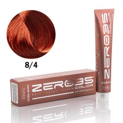 Краска для волос Hair-Tech   светлый медный блонд 8/4 / light auburn blonde 100ml