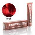 Краска для волос Hair-Tech  light blond intense auburn blond 8/66 насыщенный красный светлий блонд 100 ml