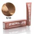Краска для волос Hair-Tech 9/03 very light natural mediter.blond очень светлый натуральный средиземноморский блонд 100ml