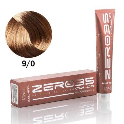 Краска для волос Hair-Tech  very light blond 9/0 очень светлый блонд 100ml