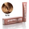 Краска для волос аммиачная 9/31 очень светлый песочный блонд / very light sahara blon 100ml