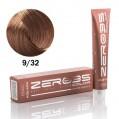 Краска для волос Hair-Tech 100ml  very light beige blond 9/32 очень светло-бежевый блонд