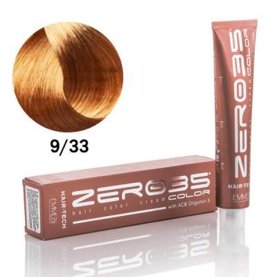 Краска для волос Hair-Tech 100ml very light warm golden blond 9/33 очень светлый теплый золотистый блонд