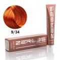 Краска для волос Hair-Tech  very light copper blond 9/34 золотисто-медный очень светлый блонд 100ml